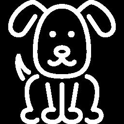 Dog Icon - Behaviour and Training