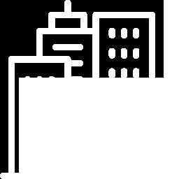 City Dog Icon Urban Herd